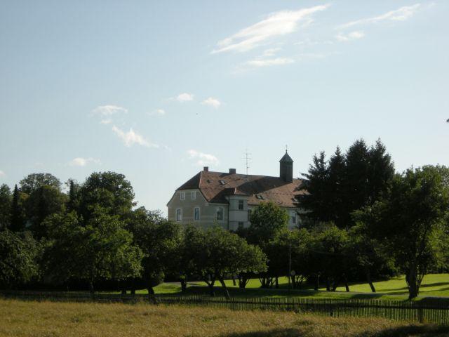 Burg Warnberg in München-Solln