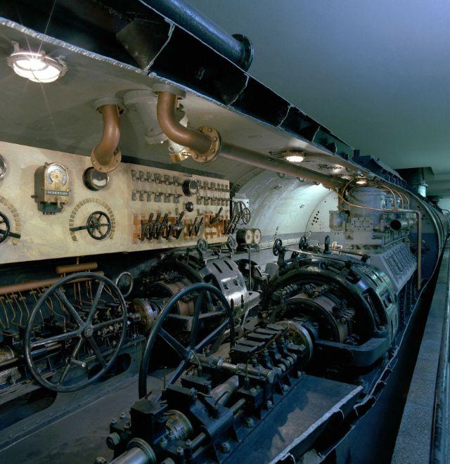 Deutsches Museum U1