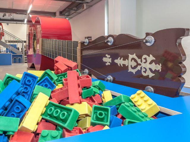 Das neue Kinderreich im Deutschen Museum