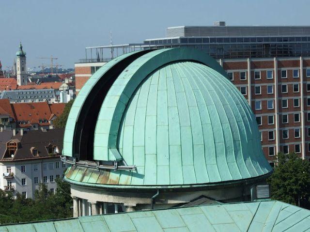 Sternwarte am Deutschen Museum
