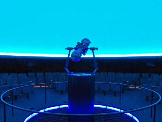 Planetarium im Deutschen Museum