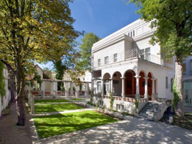 Villa Stuck Garten
