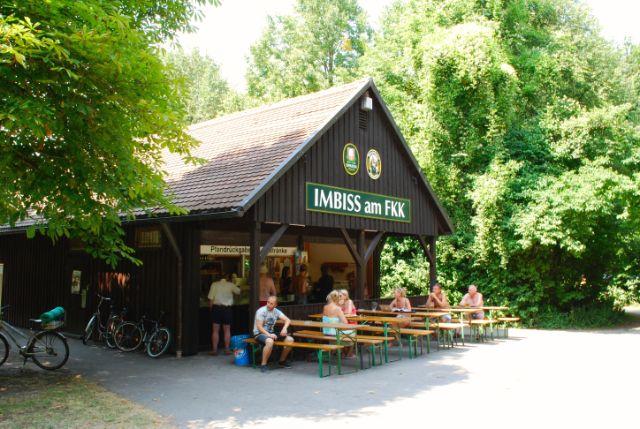 Feringasee FFK Kiosk