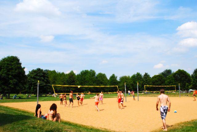 Lußsee Volleyball