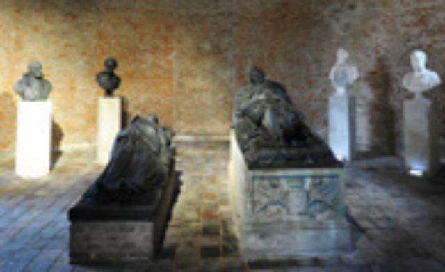 Lapidarium im Alten Südfriedhof