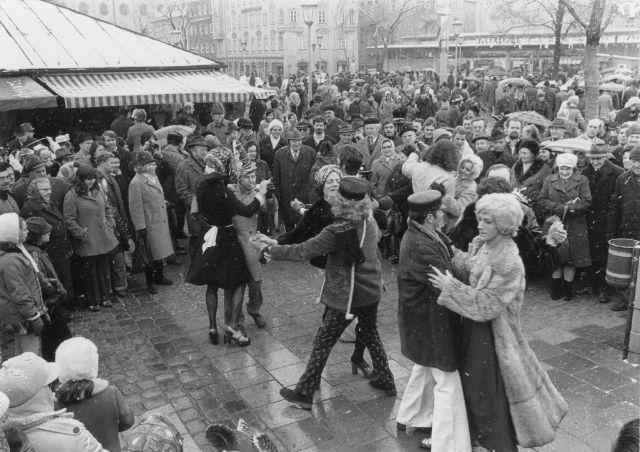 Tanz der Marktfrauen München - Das offizielle Stadtportal