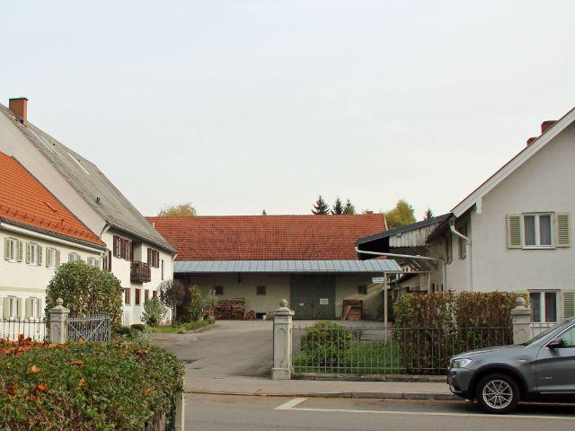 Bauernhof in Aubing