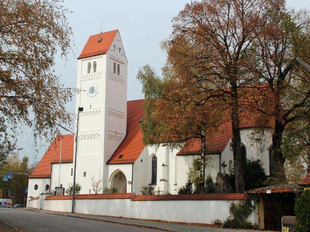 Kirche St. Quirin in Aubing