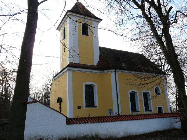 Dorfkirsche St.Anna von Harlaching