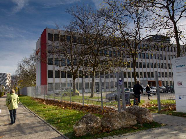 Siemens in München Obersendling