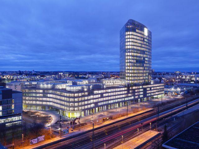 ADAC Zentrale in München Sendling-Westpark