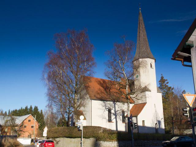Alte Sollner Kirche