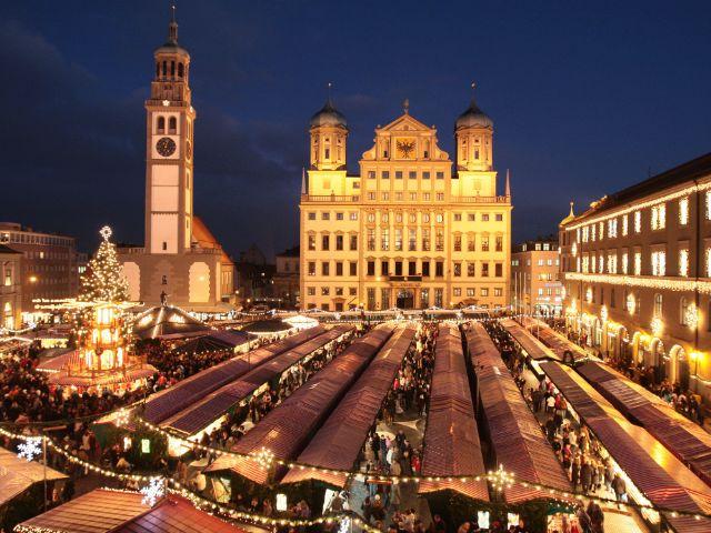 Weihnachtsmarkt Augsburg