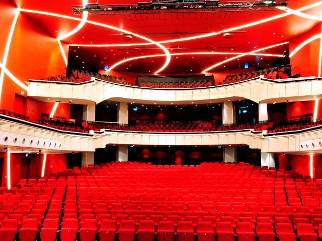 Beleuchtung im Deutschen Theater