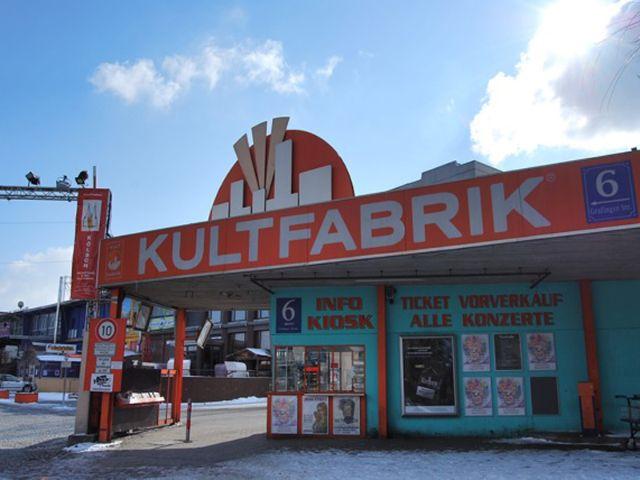 Kultfabrik München