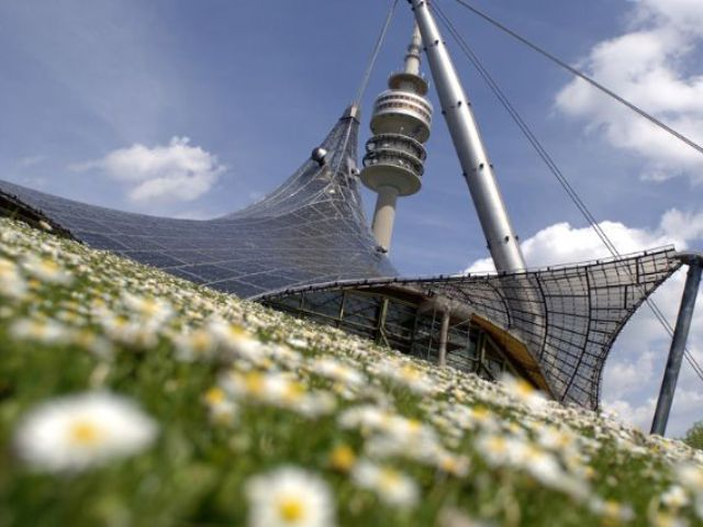 Olympiaturm Kanzel 2
