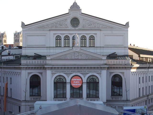 Gärtnerplatztheater beim Open Air