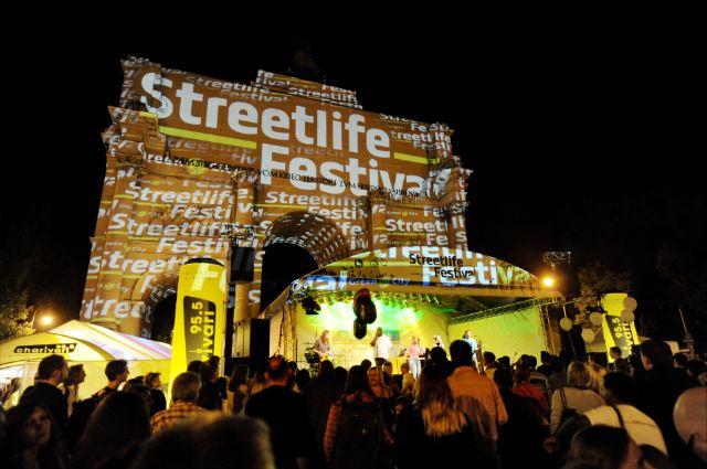 Streetlife Festival Siegestor München
