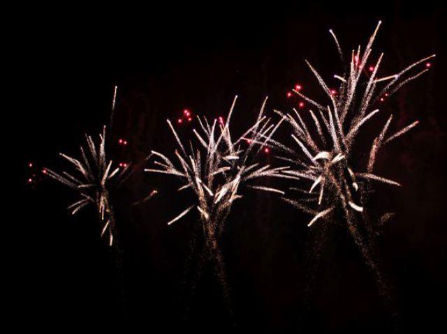 Feuerwerk Sommernachtstraum 2010