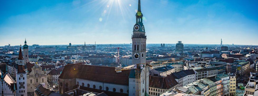 Der Alte Peter vom Rathausturm