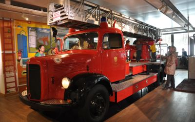 Das Kinderreich im Deutschen Museum