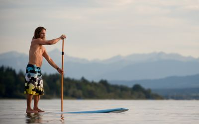 Ammersee Stand Up Paddling
