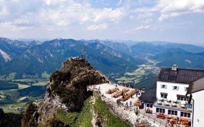 Der Wendelstein - toller Aussichtsberg