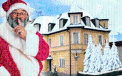 Weihnachten im Schlosshotel Laimer Hof