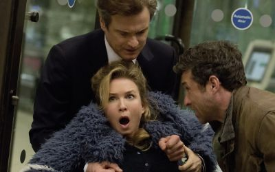 "Szene aus dem Film ""Bridget Jones' Baby""."