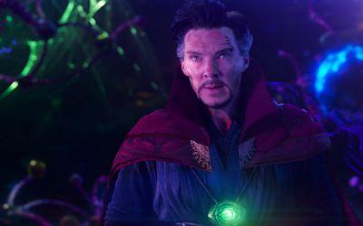 """Szene aus dem Film """"Doctor Strange""""."""