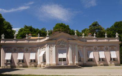 Schlosspark Nymphenburg Amalienburg