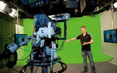 Bavaria Filmstadt Wetterstudio