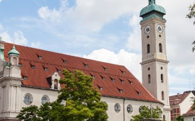 Heilig-Geist-Kirche in München