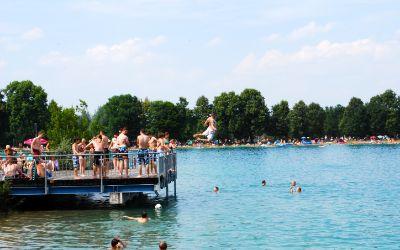 Lußsee Badesee München