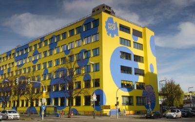 Kistlerhof in der Kistlerhofstraße