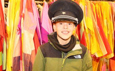 Kostümverkauf in der Bayerischen Staatsoper