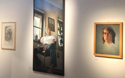 """Ausstellung """"Wolfgang Herrndorf - Zitate"""" im Literaturhaus"""