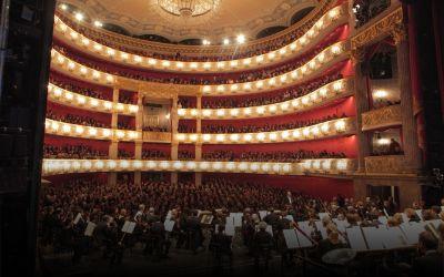 Akademiekonzert, Bayerisches Staatsorchester, München