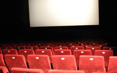 Der Kinosaal im Münchner Filmmuseum.