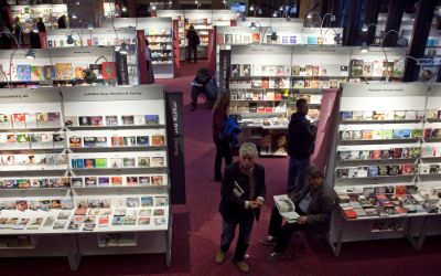 Beim Literaturfest München haben Leseratten eine riesige Auswahl an Büchern, Autoren und Literaturveranstaltungen.
