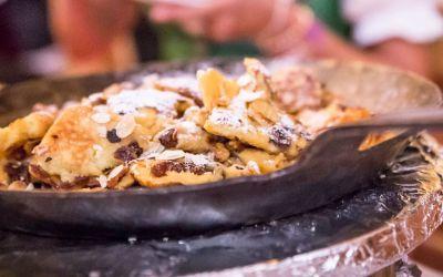Wiesn kulinarisch - Kaiserschmarrn