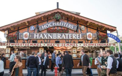 Hochreiter's Haxenbraterei