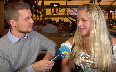 """Das """"Münchner Kindl"""" Viktoria Ostler im Interview"""