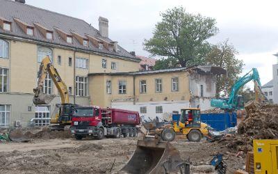 Neubau Klinik LMU