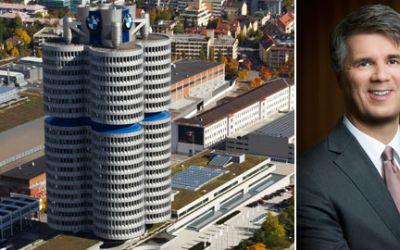 BMW Vierzylinder und Harald Krüger
