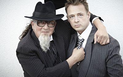 Stefan Marquard und Holger Stromberg