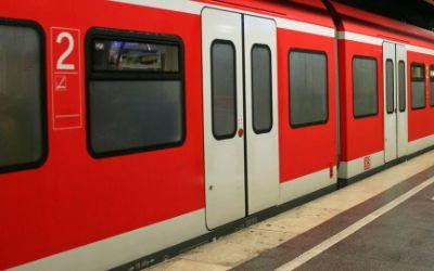 S-Bahn in München