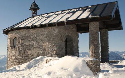 Kapelle auf dem Herzogstand