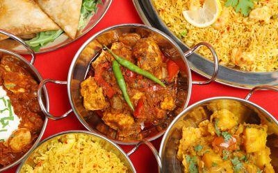 Indische Speisen