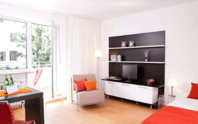 Frederics Serviced Apartments Munich